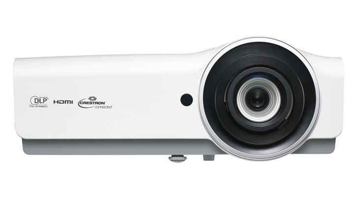 Vivitek DW832 5000ANSI lumens DLP WXGA (1280x800) Desktop projector Grey,White data projector