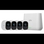 Arlo Pro IP-beveiligingscamera Binnen & buiten kubus Wit 1280 x 720Pixels