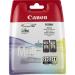 Canon PG-510 / CL-511 cartucho de tinta Negro, Cian, Magenta, Amarillo