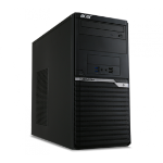 Acer Veriton MiniTower M6650G I7-7700,2x 4GB RAM,256 SSD+2TB HDD,DVD S/M,Win10 Pro, Keyboard & Mouse,3 ye
