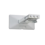 Sony PSS-640 Wall White project mount