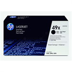 HP Q5949XD (49XD) Toner black, 6K pages, Pack qty 2