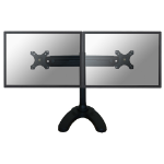Neomounts by Newstar FPMA-D700DD Flat panel Tischhalter 76,2 cm (30 Zoll) Schwarz