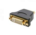 Kramer Electronics DVI-I (F) - HDMI (M) Black