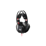 Cooler Master MasterPulse MH530 Binaural Head-band Black, Red headset