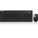 Rapoo 8200P keyboard RF Wireless QWERTY English Black