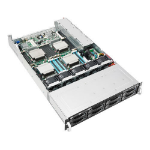 ASUS RS920-E7/RS8 Intel® C602 LGA 2011 (Socket R) 2U Black,Metallic
