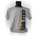 CALL OF DUTY Advanced Warfare Vertical Logo T-Shirt, Male, Extra Large, Grey Melange (TS25J8AWA-XL)