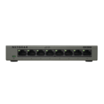 Netgear SOHO Unmanaged Gigabit Ethernet (10/100/1000) Black