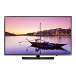 "Samsung HG32EE670DK 32"" Full HD Titanium A 20W"