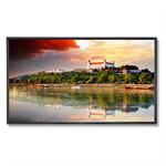"NEC MultiSync X841UHD-2 Digital signage flat panel 84"" LED 4K Ultra HD Black"
