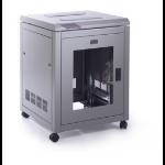 Prism Enclosures PI Data 12U network equipment chassis