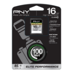 PNY 16GB SDHC 16GB SDHC Class 10 memory card
