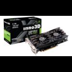 Inno3D GeForce GTX 1060 X2 6GB GeForce GTX 1060 6GB GDDR5