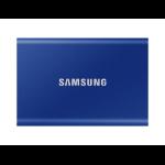 Samsung T7 500 GB Blue