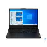 "Lenovo Legion 5 Notebook Black 43.9 cm (17.3"") 1920 x 1080 pixels 10th gen Intel® Core™ i5 8 GB DDR4-SDRAM 256 GB SSD NVIDIA® GeForce® GTX 1650 Wi-Fi 6 (802.11ax) Windows 10 Home"