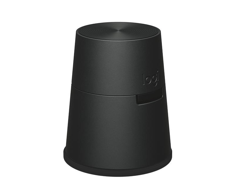 Logitech 989-000201 Black telephone mount/stand