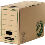 Fellowes 4472301 file storage box Paper Brown