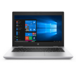 HP ProBook 640 G5 Notebook Silber 35,6 cm (14 Zoll) 1920 x 1080 Pixel Intel® Core™ i5 der achten Generation 8 GB DDR4-SDRAM 512 GB SSD Wi-Fi 6 (802.11ax) Windows 10 Pro
