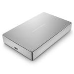 LaCie STFD4000400 USB Type-A 3.0 (3.1 Gen 1) 4000GB Silver external hard drive