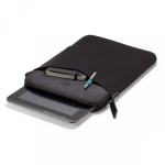 "Dicota Code Sleeve 10 25.4 cm (10"") Sleeve case Black"