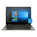 "HP Spectre x360 13-ap0000na Black,Silver Hybrid (2-in-1) 33.8 cm (13.3"") 1920 x 1080 pixels Touchscreen 1.6 GHz 8th gen Intel® Core™ i5 i5-8265U"