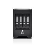 G-Technology G-SPEED Shuttle disk array 32 TB Desktop Black