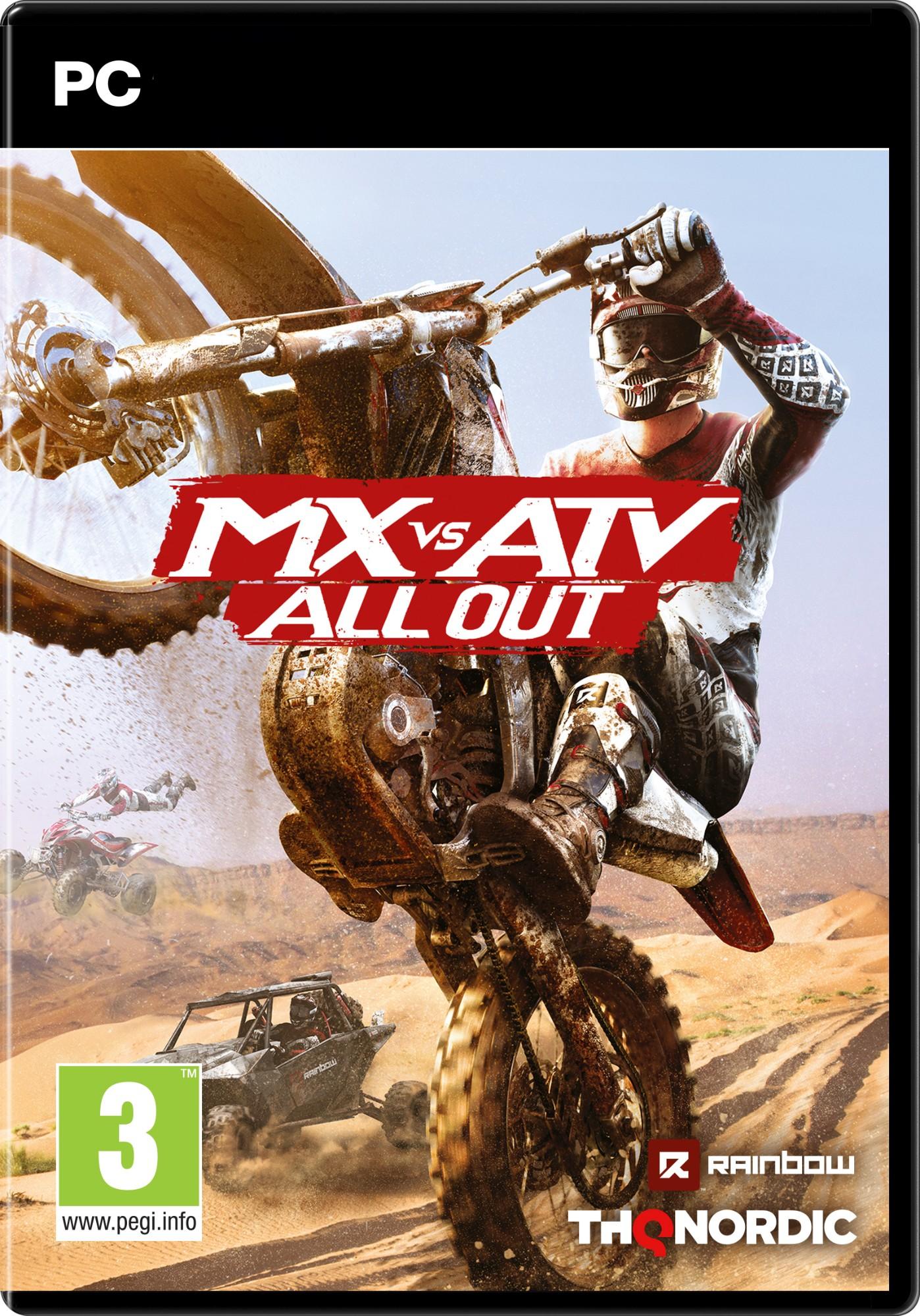 Nexway MX vs ATV All Out PC Básico Español