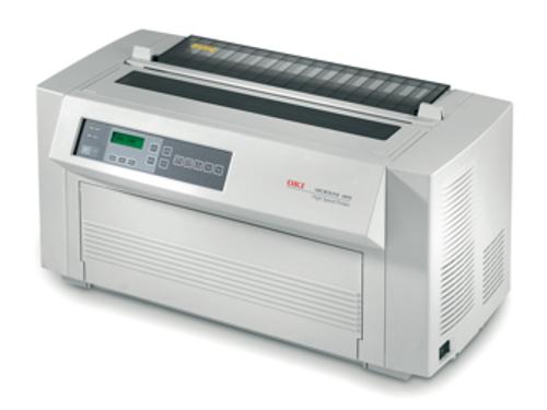 OKI ML4410 dot matrix printer 1066 cps 240 x 216 DPI