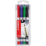 Stabilo Write-4-all Multi 4pc(s) marker