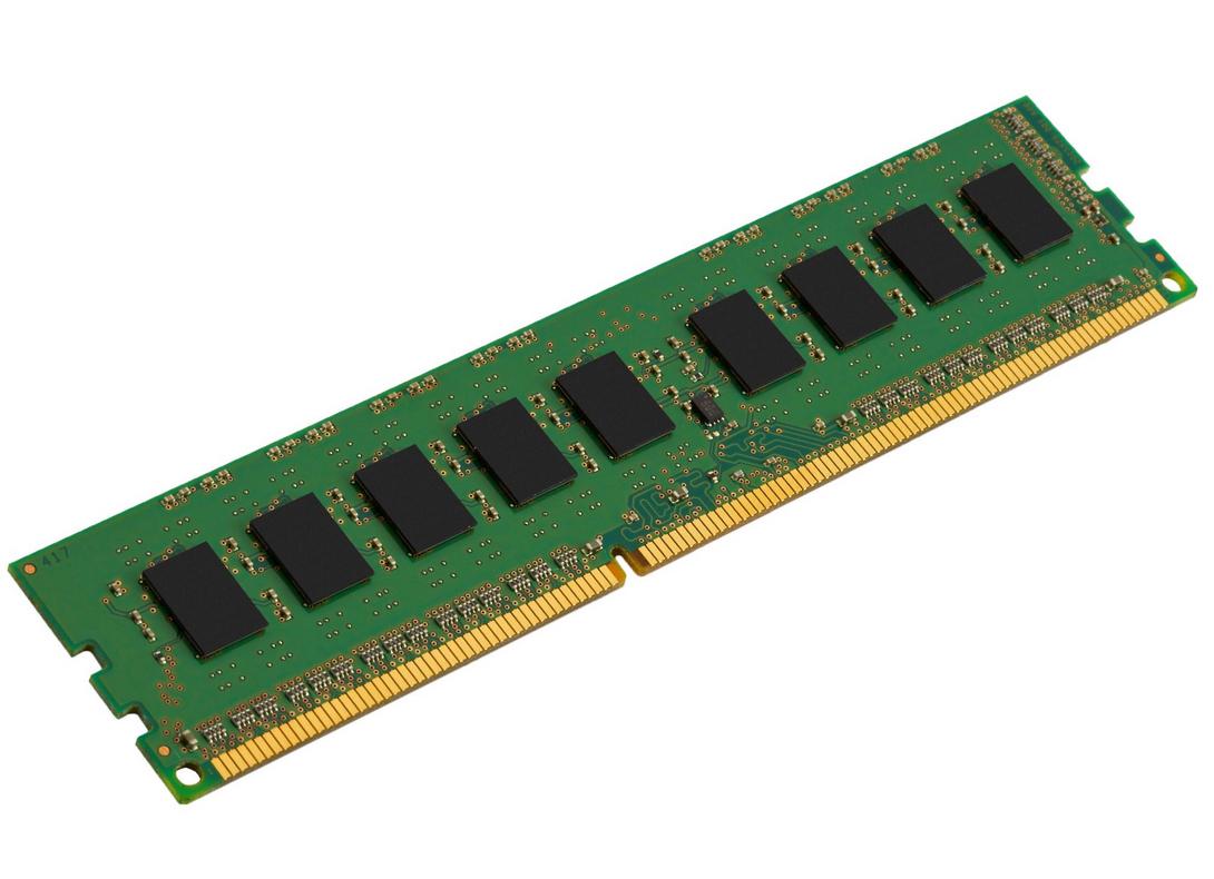 Kingston Technology ValueRAM 8GB DDR3 1600MHz Module 8GB DDR3 1600MHz ECC memory module