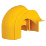 Tripp Lite SRFC4WTRFL cable tray Curve cable tray Yellow
