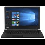 "Dynabook Satellite Pro A50-D-12X Black,Graphite Notebook 39.6 cm (15.6"") 1366 x 768 pixels 7th gen Intel® Core™ i5 4 GB DDR4-SDRAM 128 GB SSD Wi-Fi 5 (802.11ac) Windows 10 Pro"