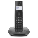 Doro Comfort 1000 DECT telephone Caller ID Black