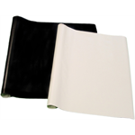 DURASEAL BOOK COVERING DURASEAL S/ADHESIVE 1MX450MM SOLID WHITE ( BX20 )