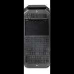 HP Z4 G4 DDR4-SDRAM W-2255 Tower Intel® Xeon® W 32 GB 1000 GB SSD Windows 10 Pro Arbeitsstation Schwarz