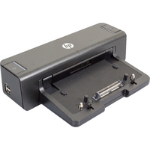 HP Docking Station 2012 90W includes power cable. For UK.