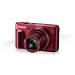 "Canon PowerShot SX720 HS Compact camera 20.3MP 1/2.3"" CCD 5184 x 3888pixels Red"