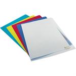 "Rexel Nyrexâ""¢ A4 Cut Flush Folders Assorted (25)"