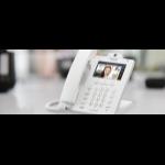 Panasonic KX-HDV430NE Wired handset 16lines TFT White IP phone