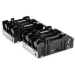 HP Desktop Mini Rack Mount Tray Kit Module
