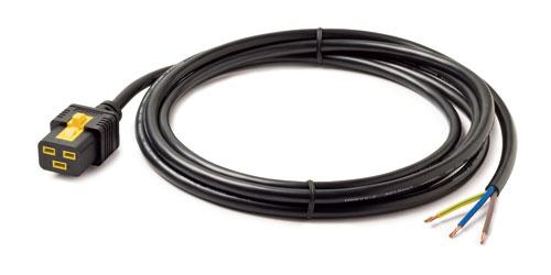 APC AP8759 power cable Black 3 m