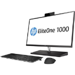 "HP EliteOne 1000 G2 68,6 cm (27"") 3840 x 2160 Pixels Intel® 8ste generatie Core™ i5 i5-8500 8 GB DDR4-SDRAM 256 GB SSD Zwart Alles-in-één-pc"