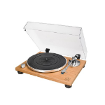 Audio-Technica AT-LPW30TK Belt-drive audio turntable Wood