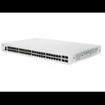 Cisco CBS350-48T-4G Managed L3 Gigabit Ethernet (10/100/1000) 1U Grey