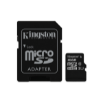 Kingston Technology Canvas Select 16GB MicroSDHC UHS-I Class 10 memory card