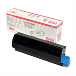 OKI 43034806 Toner magenta, 1.5K pages @ 5% coverage
