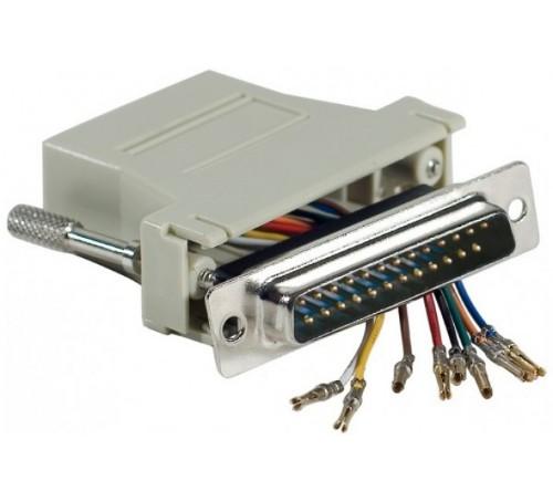 Hypertec 250460 DB-25 RJ-45 Grey