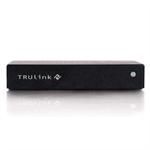 C2G TruLink AV receiver Black