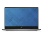 "DELL Precision M5510 2.7GHz i7-6820HQ 15.6"" 1920 x 1080pixels Touchscreen Black,Silver"